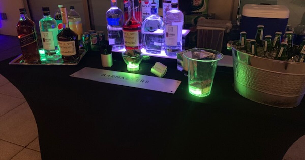 Barmasters Mobile Bartending Hire A Wedding Bartender In